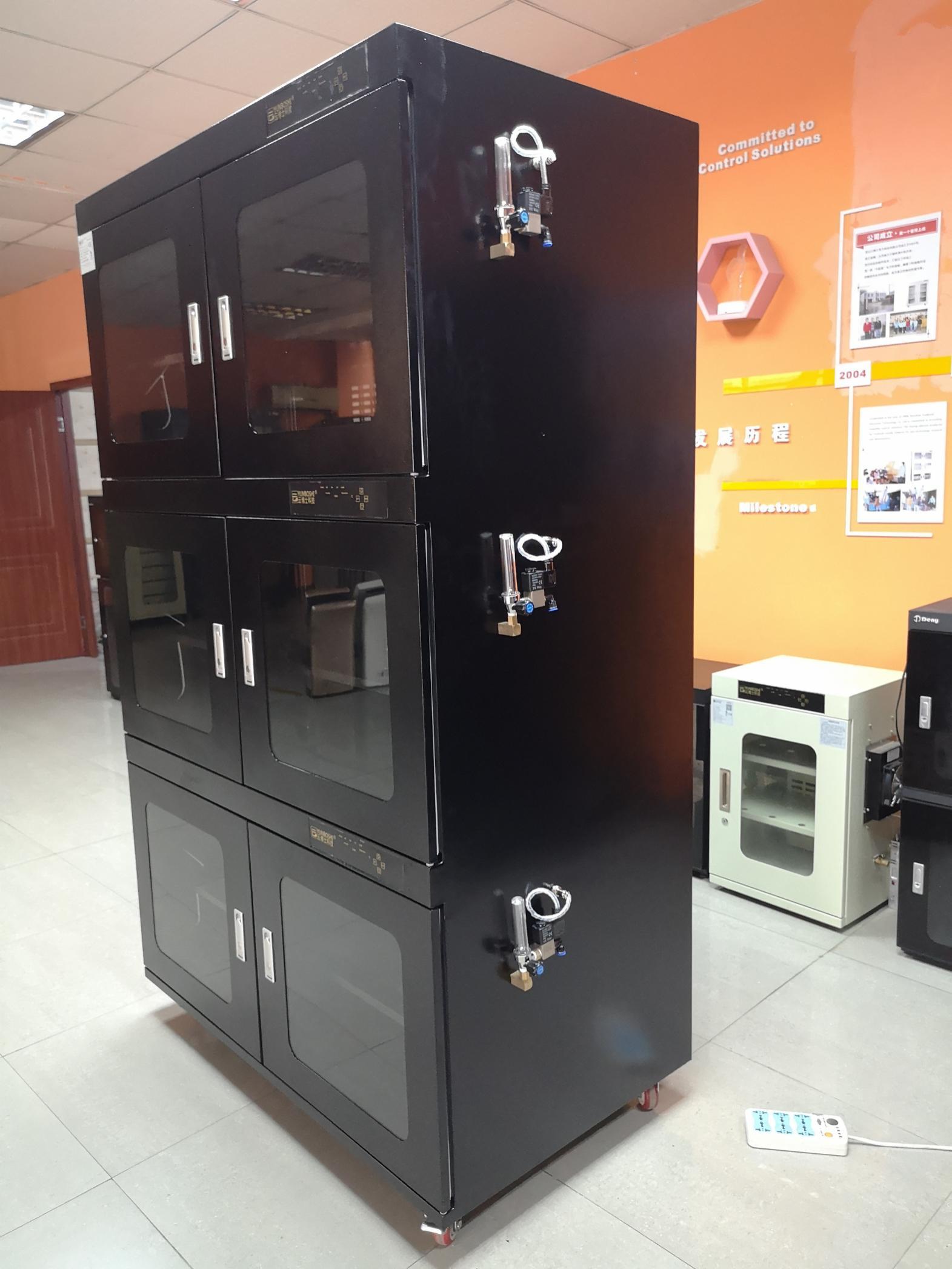 YUNBOSHI Smart Nitrogen Dry Cabinets for MSDs