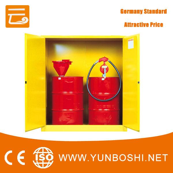 110gal Fireproof Lathe Oil Drum Khabinete