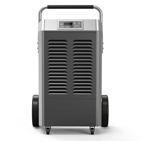 नयाँ डिजाइन 90L 138L R410a ठूलो पाङ्ग्रा औद्योगिक dehumidifier