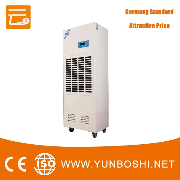 Portable 240L / D Refrigerant Industrial Dehumidifier