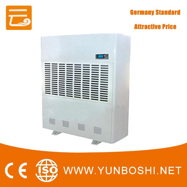 گودام کے لئے الیکٹرانک 360L / D صنعتی dehumidifier
