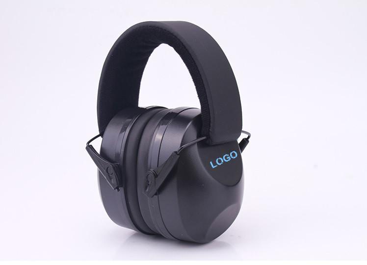 Sound Proof Custom foldable Plastic earmuffs